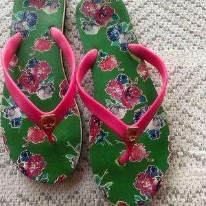 Adorable Kate Spade Flip Flops